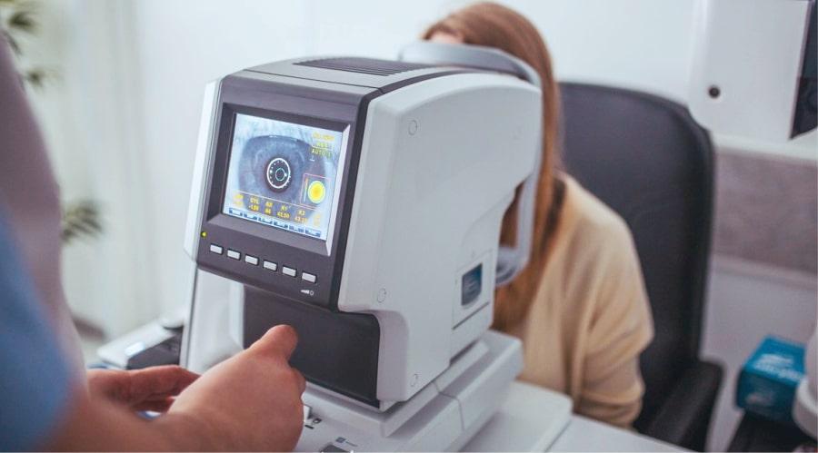 диагностика зрения краснодар